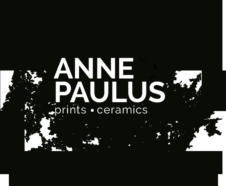 Anne Paulus Estampes Céramiques, Prints Ceramics
